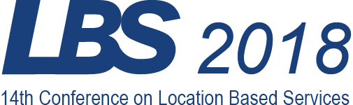 14th International Conference on Location Based Services (LBS 2018)
