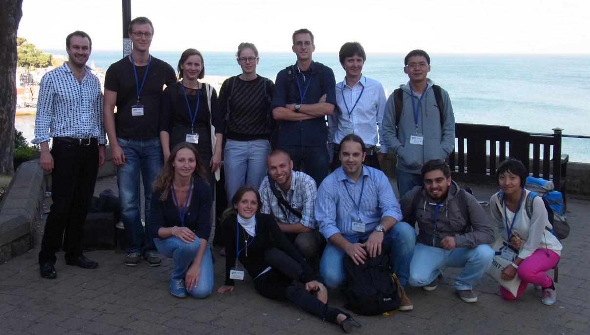 ET4S Participants